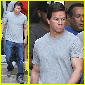Mark Wahlberg Isn't the Crazy Kid He Used to Be