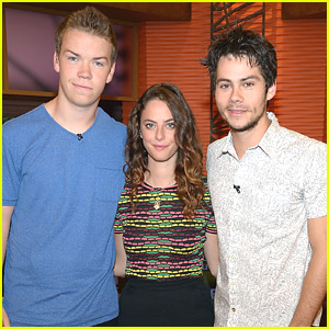 Maze Runner's Kaya Scodelario Says She's 'Made Friends For Life'