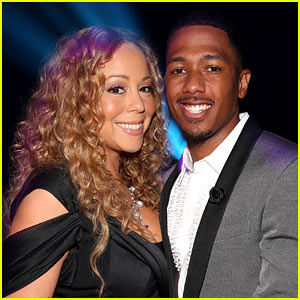 Nick Cannon Confirms He & Mariah Carey Are Living Ap