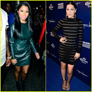 Nicki Minaj Responds To Her Wardrobe Malfunction at the MTV VMAs 2014