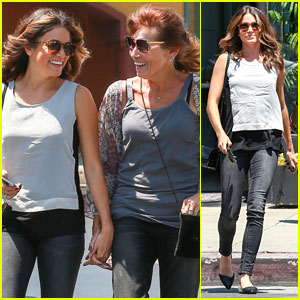 Nikki Reed Holds Hands with Her Mom - See the Cute Photos!