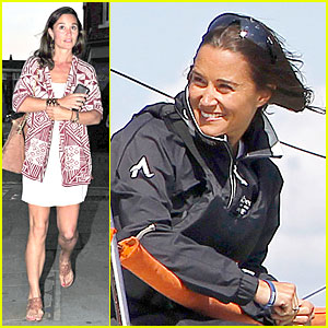 Find Out How Pippa Middleton Maintains Energy With Her Diet