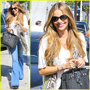 Sofia Vergara Has Never Ever Had Short Hair In Her Life!