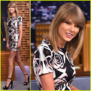 Taylor Swift Gets Nerdy on 'Tonight Show' With Jimmy Fallon