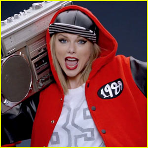 Taylor Swift: 'Shake It Off' Music Video -