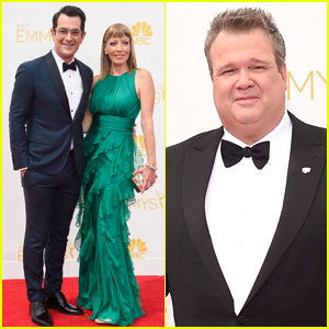 Ty Burrell & Eric Stonestreet Bring the Laughs to Emmy 2014!