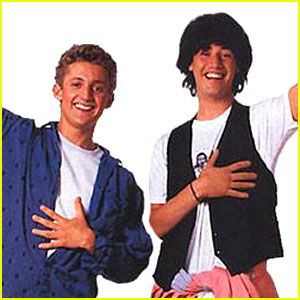 Alex Winter Reveals Awesome Details on 'Bill & Ted 3'!