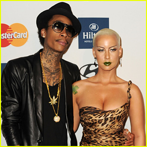 Amber Rose Reveals Wiz Khalifa Cheated: 'I'm Devastated & Crushed'