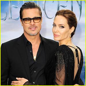 Angelina Jolie & Brad Pitt's Children Wrote Their Wedding Vows!