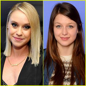 Glee's Becca Tobin & Melissa Benoist Respond to Nude Photos Leak