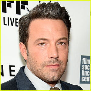 Ben Affleck Goes Full Front