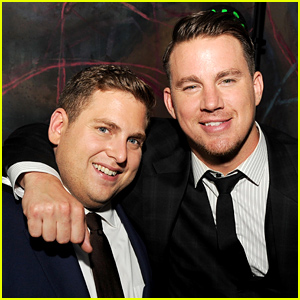 Looks Like We'll Be Seeing More Channing Tatum & Jonah Hill!