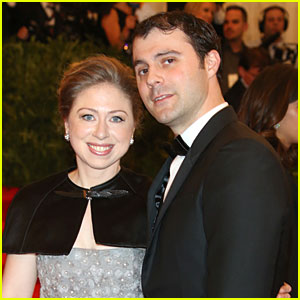 Chelsea Clinton Welcomes Baby Daughter Charlotte!