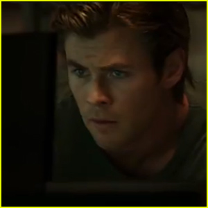 Chris Hemsworth Battles Mastermind Hacker in 'Blackhat' Trailer - Watch Now!
