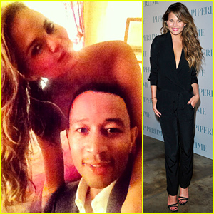 Chrissy Teigen & John Legend's Waitress Was Someone He 'Used to Bone'