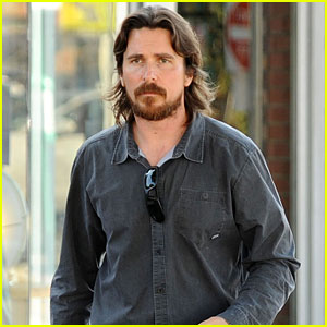 Christian Bale Runs Errands After the Birth of His Second Child