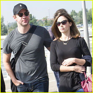 Emily Blunt Amp John Krasinski Leave Venice After George