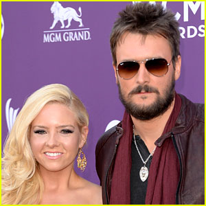 Country Singer Eric Church's Wife is Preg