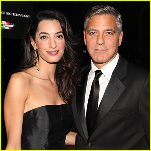George Clooney & Amal Alamuddin Wrote Their Own Vows