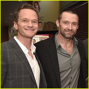 Hugh Jackman & Neil Patrick Harris Raise Money For Baby Buggy Fatherhood Initiative