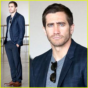 Jake Gyllenhaal Starts Work on New Movie 'Demolition'
