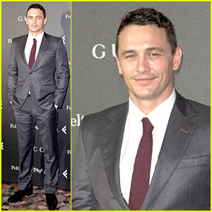 James Franco Gives Inside Look at Gucci During 'Director' Premiere!