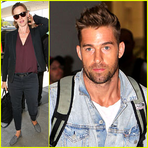 Jennifer Garner & Scott Speedman Head to Toronto for TIFF!