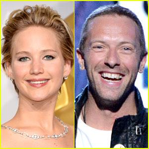 Jennifer Lawrence & Chris Martin Had a Romantic Date This Week!