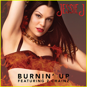 Jessie J Debuts New Single 'Burnin Up' feat. 2 Chainz - Listen Now!