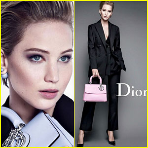 Jennifer Lawrence Says a Powerful Woman Exudes Confidence During New Dior Ad Campaign - Watch Here!