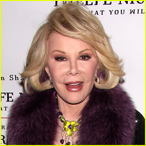 Joan Rivers' Autopsy Complete, Clear Cause of Death Not Found