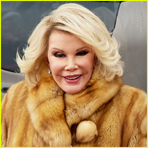 Joan Rivers Still On Life Support, Says D