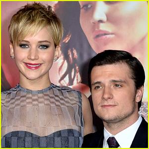 Josh Hutcherson Defends Jennifer Lawrence After Nude Photo Scandal: 'It's Not Fair'
