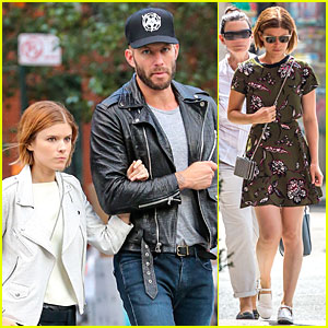 Kate Mara Cares Only About Her Family Owned NFL Teams Steelers & Giants