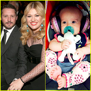 Kelly Clarkson Takes Daughter River to First Concert - New Pic!