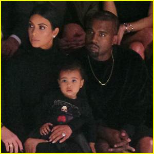 North West Makes Her Fashion Week Debut - See the Photos!