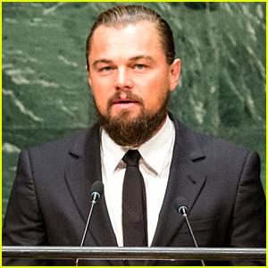 Leonardo DiCaprio's Climate Summit Speech: 'We Only Get ... Leonardo Dicaprio