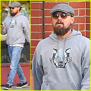 Leonardo DiCaprio Takes Relaxing Stroll After Raising A