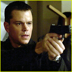 Matt Damon Returning to the 'Bourne'