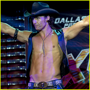 Matthew McConaughey Not Returning for 'Magic Mike' Sequel