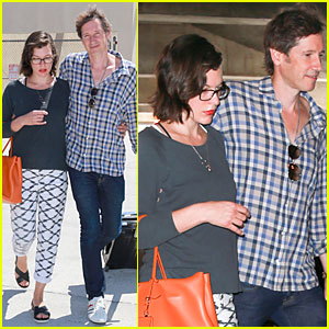 Milla Jovovich Craves Fast Food Giant McDonald's During Pregnancy
