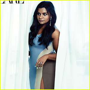 Mindy Kaling to 'Flare': If I Want 3 Kids, I Need to Get Going (Exclusive Pic!)