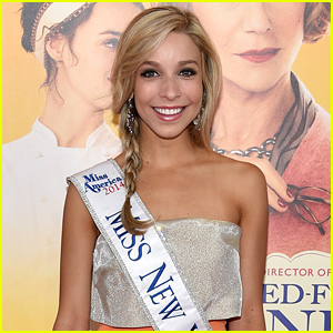 Miss New York Kira Kazantsev Crowned Miss New York 2015 - 3rd NY Wi