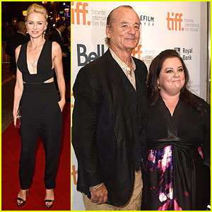 Naomi Watts & Melissa McCarthy Dress to Impress at 'St. Vincent' TIFF Premiere