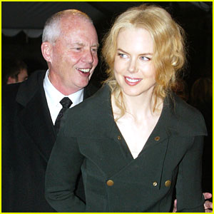 Nicole Kidman's Father Antony Dies After a Fall in Singapore