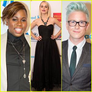 Taryn Manning Goes Glam for GLAAD San Francisco Gala 2014