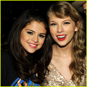 Taylor Swift Insists She & BFF Selena Gomez Aren't Feuding: We Laugh About It!