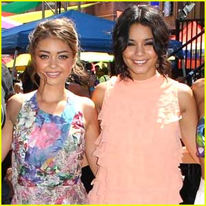 Vanessa Hudgens Reached Out To Sarah Hyland After Matt Prokop Restraining Order
