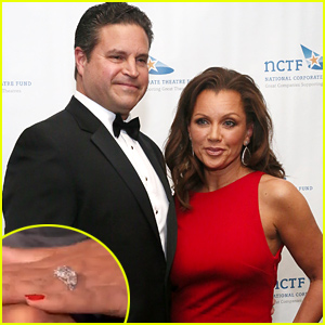 Vanessa Williams Is Engaged to Boyfriend Jim Skrip - See Her Engagement Ring!