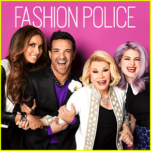 What Is Going to Happen to the Fashion Police?